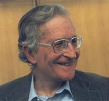 Haven't we heard all that Chomsky has to say?
