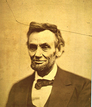 Lincoln on February 5, 1865